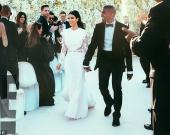 Сколько стоила свадьба Уэста и Кардашьян