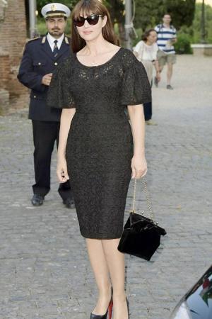 Моника Беллуччи - одна из красивейших актрис современности