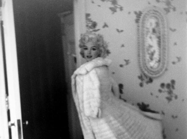 Неизвестные фотографии Мэрилин Монро