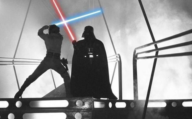 """Дарт Вейдер, """"Звёздные войны"""". Эпизод, в котором Дарт Вейдер признаётся Люку, что он является его отцом и что Светлая Сторона осталась в нём, давно стал классикой кинематографа."""