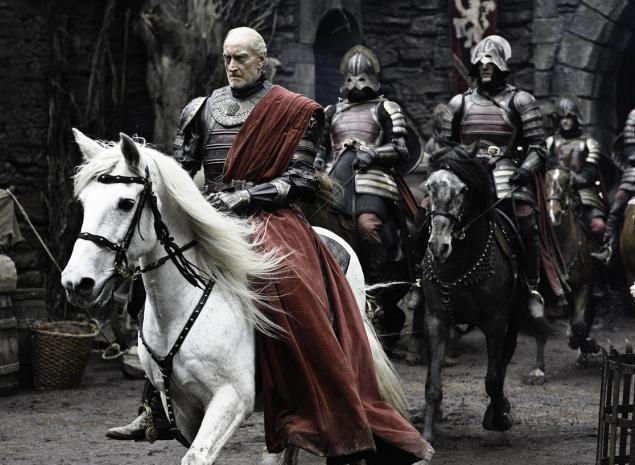 """Тайвин Ланнистер, """"Игра престолов"""". Холодный, жестокий, коварный, властолюбивый — такой отец просто не мог не оказаться в этом списке!"""