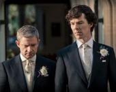 "Фанаты ""Шерлока"" хотят ""мужской любви"""
