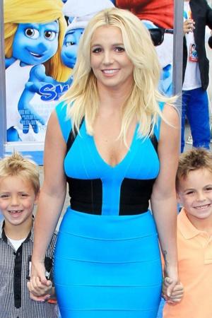 Бритни Спирс родила первенца в 24
