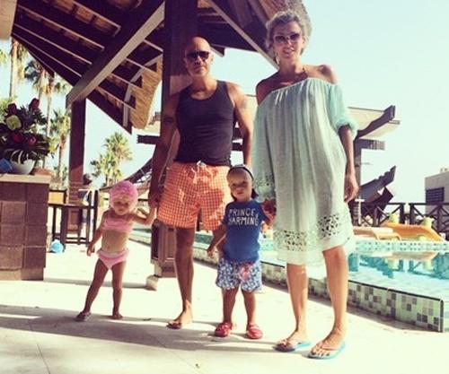 Бондарчук вместе с семьей провел отпуск в Испании