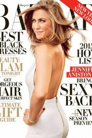 Дженнифер Энистон не хранит в памяти прошлые обиды