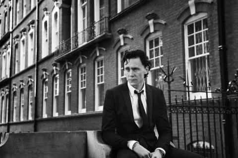 Новая фотосессия Тома Хиддлстона