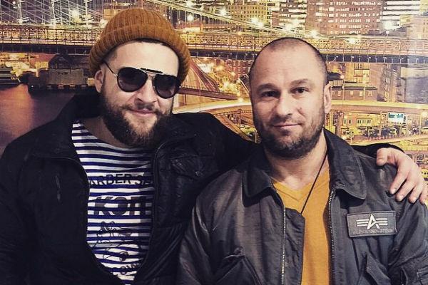 Кирилл Нагиев впервые показал родного брата своего отца