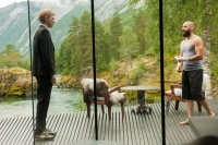 Домналл Глисон в фильме Ex Machina