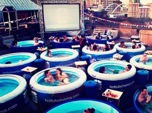 Hot Tube Cinema, London