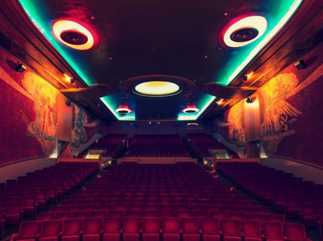 Orinda Theater, California