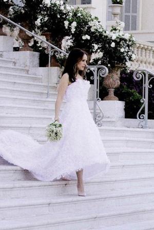 Натали Портман сбежала из-под венца