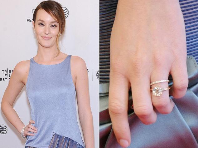 Самые красивые обручальные кольца знаменитостей