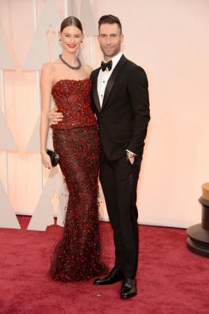 Самые яркие пары церемонии Оскар 2015