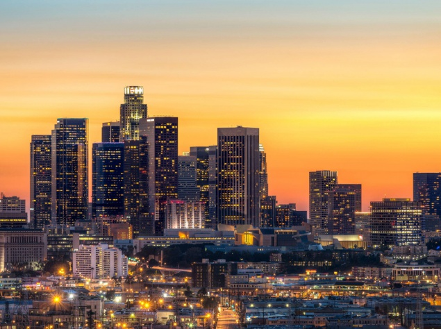 Даунтаун – деловой центр Лос-Анджелеса