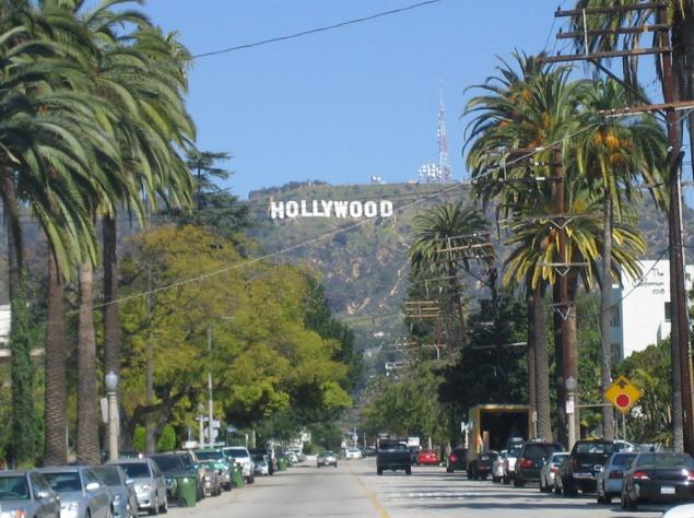 Голливуд - район Лос-Анджелеса