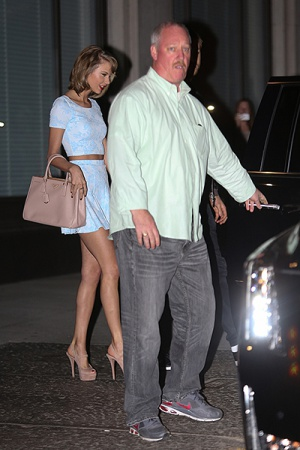 Тейлор Свифт и Кэлвин Харрис сходили на свидание