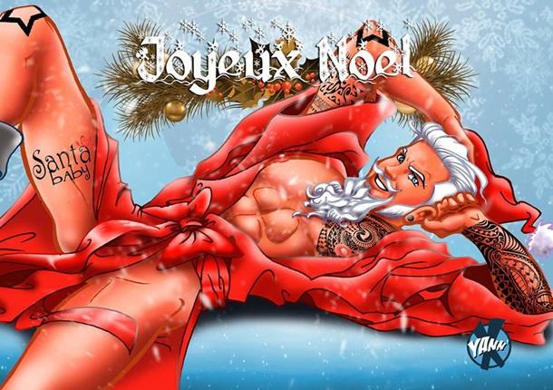 Французский художник изобразил персонажей Disney геями