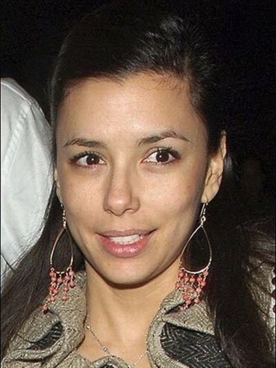 фото ева лонгория без макияжа
