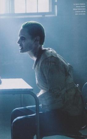 Джаред Лето в образе Джокера украсил обложку глянца