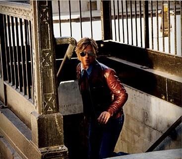 Брэд Питт в новой фотосессии