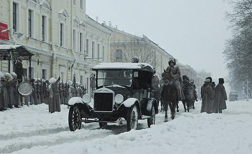 Эксклюзивные фото со съемок фильма
