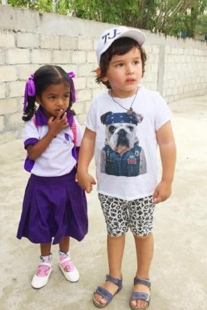 Анфиса Чехова полностью обосновалась на Мальдивах