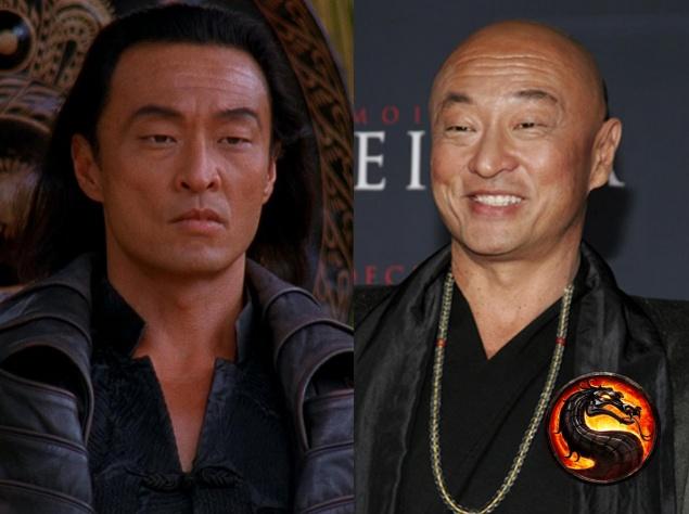 5. Кэри-Хироюки Тагава (Шан Цунг).   65 лет. Американский актёр японского происхождения. Актёрскую карьеру начал в 36 лет в массовке фильма