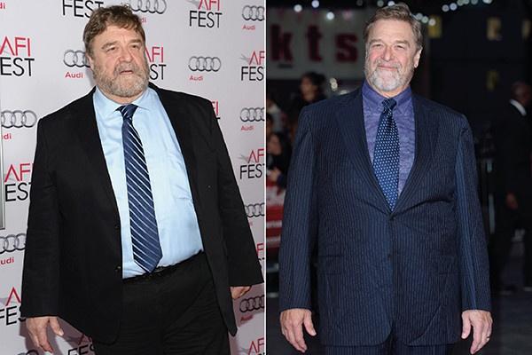 Джон Гудмен похудел на 45 килограмм