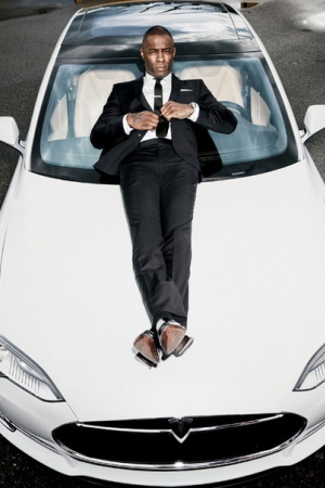 Идрис Эльба в стильной фотосессии