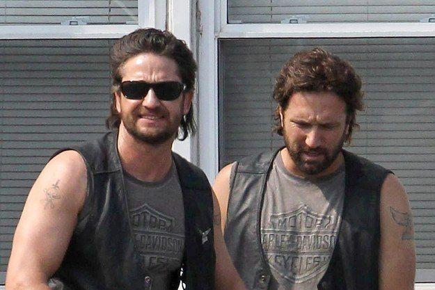 Известные актеры показали своих двойников