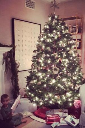 Как готовится к Рождеству Риз Уизерспун