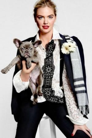 Кейт Аптон снялась в нежной фотосессии