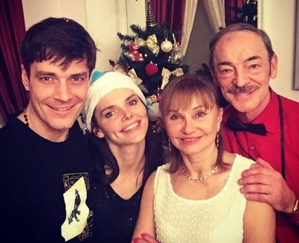 Елизавета Боярская опубликовала милое семейное фото