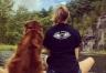 Аманда Сейфрид показывает любовь к животным