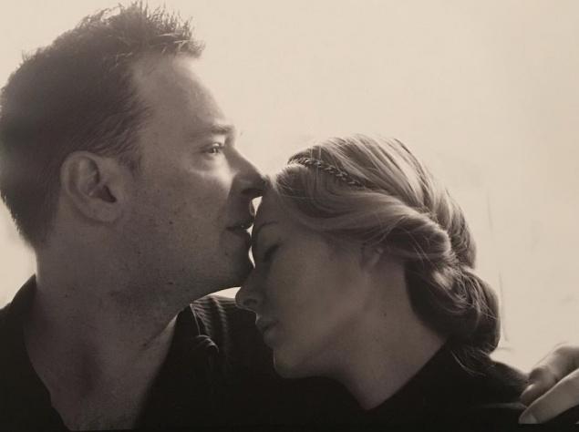 Мария Кожевникова поделилась фото с мужем
