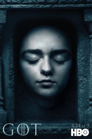 Загробные постеры шестого сезона