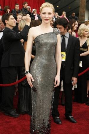 Кейт Бланшетт в Armani Prive (2007) — 200 000 долларов