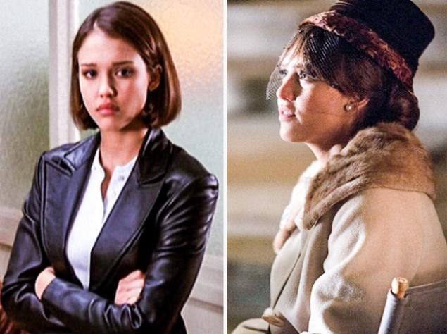 Джессика Альба. Беверли-Хиллз, 90210 (1990-2000) — Дорогая Элеонора (2015)