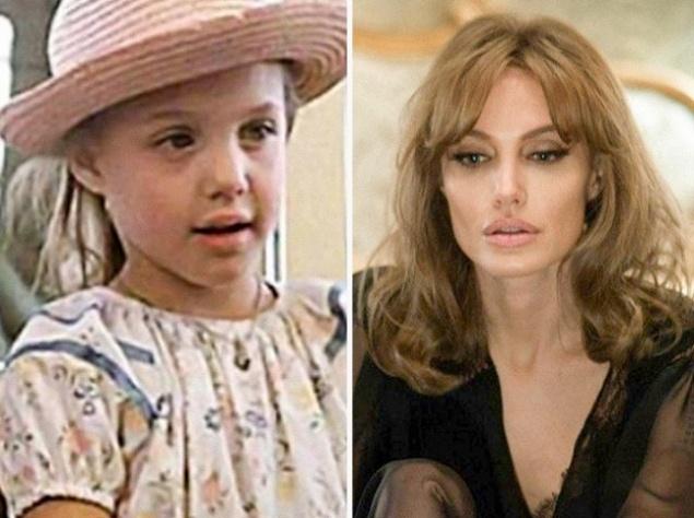 Анджелина Джоли. В поисках выхода (1982) — Лазурный берег (2015)