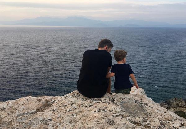 Дмитрий Шепелев показал подросшего сына Жанны Фриске