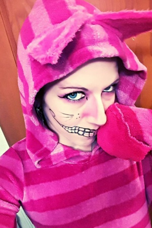 Альтернативные диснеевские костюмы на Хэллоуин