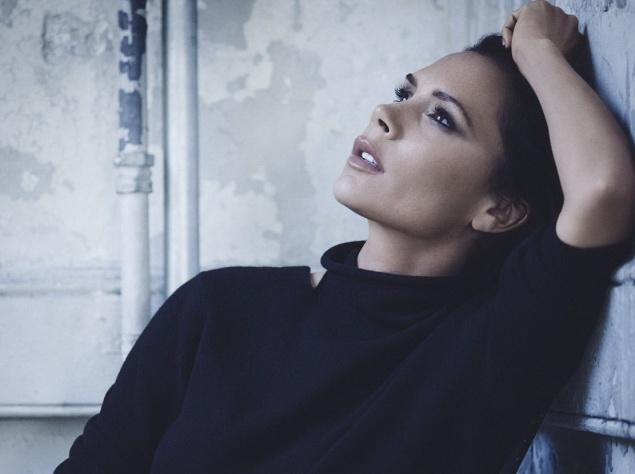 Элегантная Виктория Бекхэм поражает в новой фотосессии