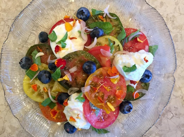 Бритни Спирс показала, как выглядит ее идеальный обед