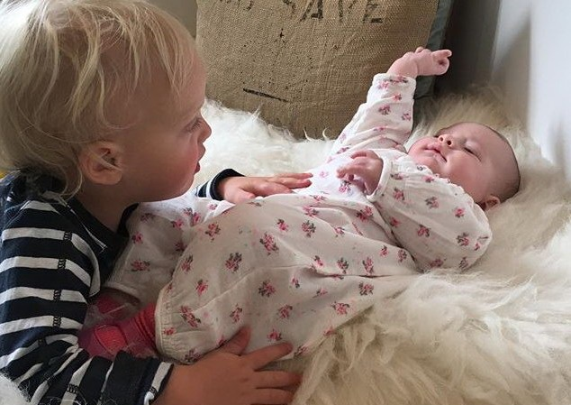 Лив Тайлер поделилась милыми фото детей
