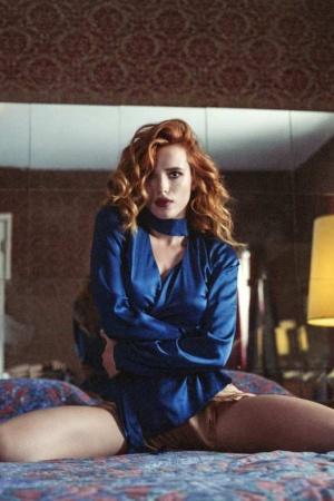 Белла Торн снялась для Playboy