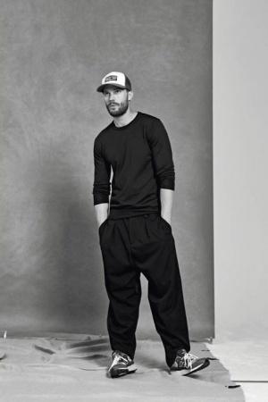 Новый фотосет Джейми Дорнана для журнала Icon