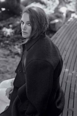 Натали Портман стала звездой французского глянца