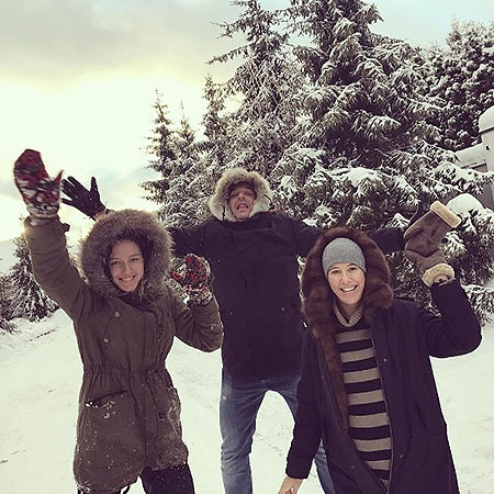 Ксения Собчак с мужем весело провели выходные