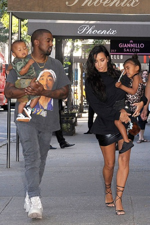 Ким Кардашьян о суррогатном материнстве