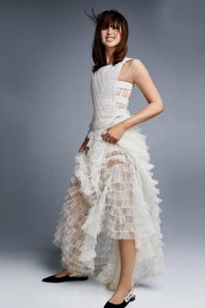 Фелисити Джонс украсила обложку Glamour